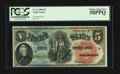 Fr. 64 $5 1869 Legal Tender PCGS Choice About New 58PPQ