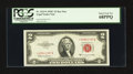 Small Size:Legal Tender Notes, Fr. 1512* $2 1953C Legal Tender Note. PCGS Superb Gem New 68PPQ.. ...