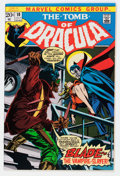 Bronze Age (1970-1979):Horror, Tomb of Dracula #10 (Marvel, 1973) Condition: NM....
