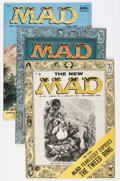 Magazines:Mad, Mad Magazine Group (EC, 1955-59) Condition: Average FN.... (Total:18 Comic Books)