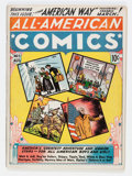 Golden Age (1938-1955):Miscellaneous, All-American Comics #5 (DC, 1939) Condition: Apparent FN/VF....
