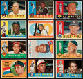 Baseball Cards:Lots, 1960 Topps Baseball Mainly Star Collection (12). ...