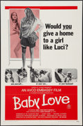 "Movie Posters:Bad Girl, Baby Love (Avco Embassy, 1969). One Sheet (27"" X 41""). Bad Girl....."