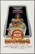 "Movie Posters:Blaxploitation, Big Time (Big Time, 1977). One Sheet (27"" X 41""). Blaxploitation.. ..."