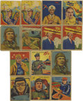 Miscellaneous Collectibles:General, 1933-34 National Chicle Sky Kings Group Lot of 95. Focusing onaccomplished and important aeronautics heroes, the Sky Kings...