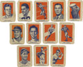 Non-Sport Cards:General, 1952 Wheaties Complete Set (60). Originally found on the backs of Wheaties cereal boxes in 1952, this set of 60 cards have ...