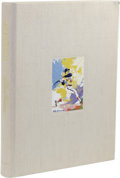 Autographs:Others, LeRoy Nieman Signed Book. Esteemed sports artist LeRoy Nieman'sautobiographical artistic memoir of his thirty years spent ...