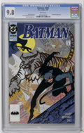 Modern Age (1980-Present):Superhero, Batman #460-463 Group (DC, 1991) CGC NM/MT 9.8 White pages. Issues#460, 461, 462, and 463, all graded CGC NM/MT 9.8 with wh...(Total: 4 Comic Books)
