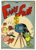 """Golden Age (1938-1955):Funny Animal, Funny Stuff #20 Davis Crippen (""""D"""" Copy) pedigree (DC, 1947)Condition: VF/NM. Second Dodo and the Frog cover. Overstreet 20..."""