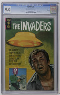 Silver Age (1956-1969):Adventure, The Invaders #1, 3, and 4 File Copies CGC Group (Gold Key, 1967-68). Set of slabbed books includes a CGC VF/NM 9.0 graded co... (Total: 3 Comic Books)