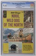 Silver Age (1956-1969):Adventure, Movie Comics - Nikki, Wild Dog of the North - File Copy (Gold Key, 1964) CGC NM 9.4 Off-white to white pages. Photo cover. O...