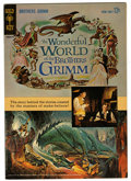 Silver Age (1956-1969):Adventure, Movie Comics Wonderful World of the Brothers Grimm (Gold Key, 1962) Condition: VF/NM. Adapted from the George Pal movie prod...