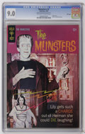 Silver Age (1956-1969):Humor, Munsters #2, 8 and 13 File Copies CGC Group (Gold Key, 1965-67). Includes CGC VF/NM 9.0 graded copies of issues #2 (back pho... (Total: 3 Comic Books)