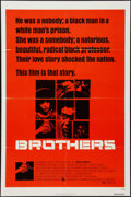 """Movie Posters:Drama, Brothers (Warner Brothers, 1977). One Sheet (27"""" X 41""""). Drama....."""