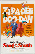"Movie Posters:Animation, Song of the South (Buena Vista, R-1972). One Sheet (27"" X 41"").Animation.. ..."