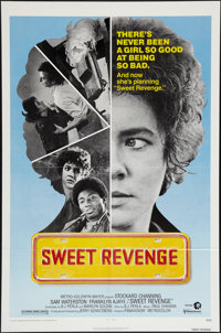 "Sweet Revenge (United Artists, 1976). One Sheet (27"" X 41""). Crime"