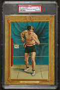 Boxing Cards:General, 1911 T9 Turkey Red #53 Ad. Wolgast PSA VG-EX 4....