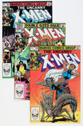 Modern Age (1980-Present):Superhero, X-Men #165-216 Group (Marvel, 1983-87) Condition: Average NM....(Total: 52 Comic Books)