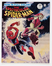 Spectacular Spider-Man #2 (Marvel, 1968) Condition: NM-
