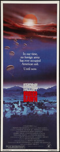 """Movie Posters:Action, Red Dawn & Other Lot (MGM, 1984). Inserts (2) (14"""" X 36"""").Action.. ... (Total: 2 Items)"""