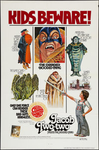 """Jacob Two-Two Meets the Hooded Fang (Cinema Shares International, 1978). One Sheet (27"""" X 41""""). Fantasy"""