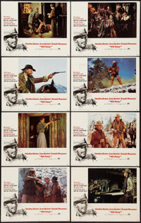 """Will Penny (Paramount, 1968). Lobby Card Set of 8 (11"""" X 14""""). Western. ... (Total: 8 Items)"""