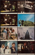 """Movie Posters:Science Fiction, Star Wars (20th Century Fox, 1977). Lobby Cards (8) (11"""" X 14"""").Science Fiction.. ... (Total: 8 Items)"""