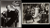 "Warren William in Cleopatra by Eugene Robert Richee & Others Lot(Paramount, 1934). Photos (2) (9.5"" X 13&qu..."