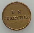 Colombia, Colombia: Token Group of 19th Century, ... (Total: 8 tokens)