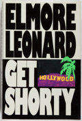 Books:Mystery & Detective Fiction, Elmore Leonard. SIGNED. Get Shorty. Delacorte, 1990. Firstedition, first printing. Signed by the author. Fine....