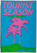 Books:Mystery & Detective Fiction, Carl Hiaasen. Tourist Season. Putnam, 1986. First edition,first printing. Minor rubbing and toning. Small tear to r...