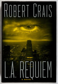 Books:Mystery & Detective Fiction, Robert Crais. SIGNED. L. A. Requiem. Doubleday, 1999. Firstedition, first printing. Signed by the author. F...
