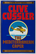 Books:Mystery & Detective Fiction, Clive Cussler. SIGNED. The Mediterranean Caper. Simon andSchuster, 1996. First American hardcover edition, first pr...