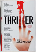 Books:Music & Sheet Music, James Patterson [editor]. SIGNED. Thriller. Mira, 2006.First edition, first printing. Signed by contributors. F...