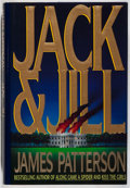 Books:Mystery & Detective Fiction, James Patterson. SIGNED. Jack & Jill. Little, Brown, 1996. Third printing. Signed by the author. Fine....