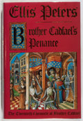 Books:Mystery & Detective Fiction, Ellis Peters. SIGNED. Brother Cadfael's Penance. Headline,1994. First edition, first printing. Signed by the auth...