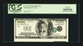 Error Notes:Inverted Third Printings, Fr. 2175-B $100 1996 Federal Reserve Note. PCGS Gem New 65PPQ.. ...