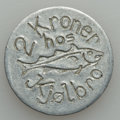 Faeroe Islands, Faeroe Islands: Tokens from 1930 plus 1941 Coinage, ... (Total: 9coins)
