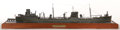 Maritime:Decorative Art, SCALE MODEL OF SS 'PIPE SPRING'. Built in August 1944 by the KaiserCompany, the SS 'Pipe Spring' was a behemoth USMC tanker...