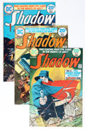 Bronze Age (1970-1979):Miscellaneous, The Shadow Group (DC, 1974-75) Condition: Average NM-.... (Total: 9Comic Books)