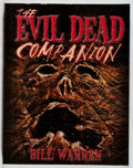 Books:Horror & Supernatural, Bill Warren. CAST SIGNED. The Evil Dead Companion. St. Martin's, 2000. Third printing. Signed or inscribed by ...