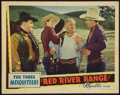"""Movie Posters:Western, Red River Range (Republic, 1938). Lobby Card (11"""" X 14""""). Western.. ..."""