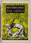 Books:Horror & Supernatural, Henry S. Whitehead. West India Lights. Arkham House, 1946.First edition, first printing. Toning and bio-predati...
