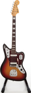 Musical Instruments:Electric Guitars, 1972 Fender Jaguar Solid Body Electric Guitar, Serial # 367266....
