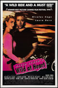 "Movie Posters:Crime, Wild at Heart & Others Lot (Samuel Goldwyn, 1990). One Sheets (4) (27"" X 40"" & 27"" X 41"") & Half Sheet (22"" X 28""). Regular ... (Total: 5 Items)"