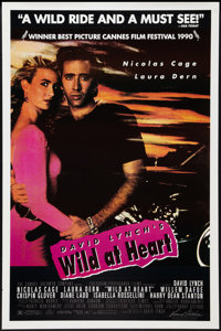 """Wild at Heart & Others Lot (Samuel Goldwyn, 1990). One Sheets (4) (27"""" X 40"""" & 27"""" X 41"""") &a..."""