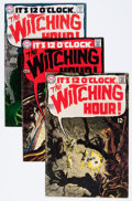 Bronze Age (1970-1979):Horror, The Witching Hour Group (DC, 1969-74) Condition: Average FN-....(Total: 38 Comic Books)