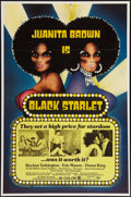 "Movie Posters:Blaxploitation, Black Starlet (Omni, 1974). One Sheet (27"" X 41""). Blaxploitation.. ..."