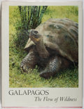 Books:Natural History Books & Prints, Eliot Porter. Galapagos: The Flow of Wildness. Vol. II. Sierra Club, 1968. First edition, first printing. Minor ...
