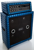 Musical Instruments:Amplifiers, PA, & Effects, 1971 Fender Twin Reverb Black Guitar Amplifier, Serial # 31352....